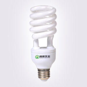 Cheap Price CFL Half Spiral Lamp 25W30W Energy Saving Lamp pictures & photos