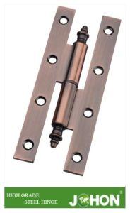 "Steel or Iron Door Fastener H Hinge (5""X3.5"" furniture hardware) pictures & photos"