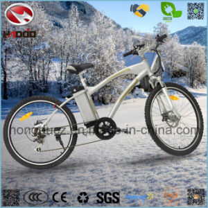 Cheap Ebike Good Quality Electric Mountain Scooter with Hydraulic pictures & photos