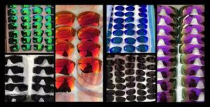 Driving Polarized Sunglasses Replacement Lenses for Oakley X-Squared pictures & photos