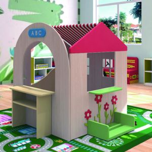 Multifunctional Kid Play House Indoor Toy pictures & photos