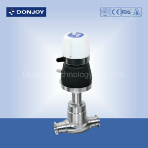 304 Direct-Way Pneumatic Globe Valve with Plastic Actuator pictures & photos