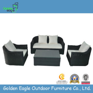 All-Weather Wicker Sofa Set-Outdoor Furniture (S0087) pictures & photos