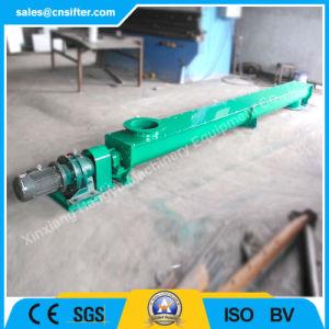Trough Type Flexible Screw Conveyor Equipment pictures & photos