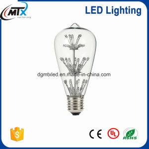 Global LED firework bulb with UL approval pictures & photos