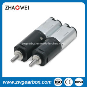 3V 10mm Low Rpm Small DC Gear Motor with Planetary Gearbox pictures & photos