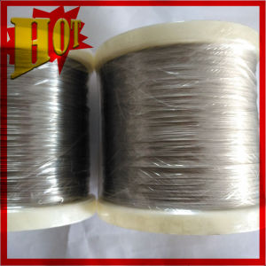 ASTM B863 Gr 1 Pure Titanium Wire for Jewelry pictures & photos