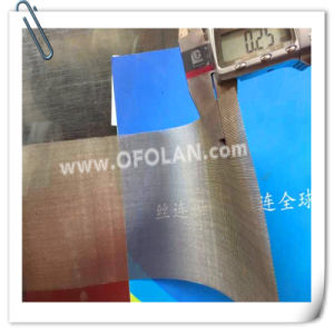 Electroplating Industry Anode Titanium Expanded Filter Mesh pictures & photos