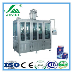 New Technology Gable Top Carton Filling Machine Hot Sell Version with Low Price pictures & photos