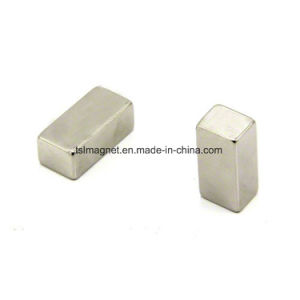 Sintered Rare Earth Permanent Block Neodymium Magnets pictures & photos