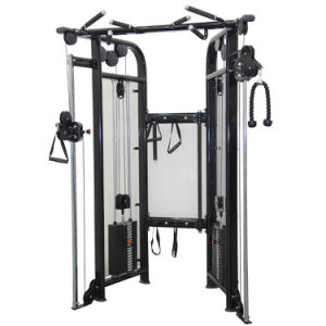 Dual Adjustable Pulley/Commercial Fitness Equipment/Wholesale Gym Machine pictures & photos