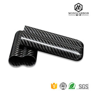 Custom Luxury Made Carbon Fiber Cigar Accessories Set with Gift Box pictures & photos