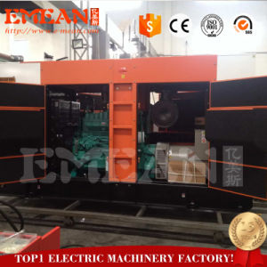 60kw Perkins Water-Cooled Low Noise Power Diesel Generator Set pictures & photos