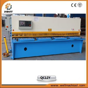 Hydraulic Swing Beam Shearing Machine (QC12Y-8X2500mm) with Ce Approved pictures & photos