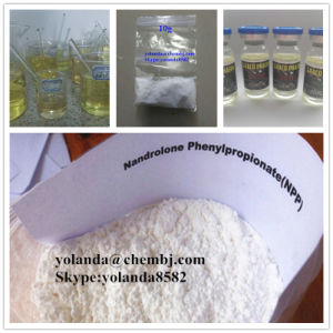 Factory Steroid Nandrolone Phenylpropionate/ Npp/Durabolin/Durabol (CAS: 62-90-8) pictures & photos