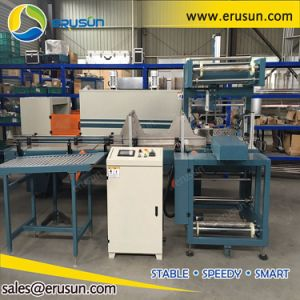 Automatic Plastic Film Thermal Shrink Packing Machine pictures & photos