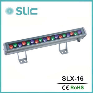 RGB LED Wall Washer Light, Color Changing LED Light, Wall Washer, LED Outdoor Light pictures & photos