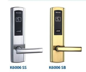 Indoor Lock for Hotel Induction Lock pictures & photos