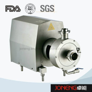 Stainless Steel High Purity Self Priming Cip Pump pictures & photos