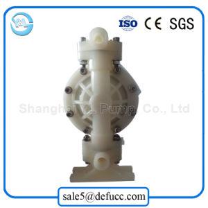Teflon Material Air Driven Double Diaphragm Pump Manufactures pictures & photos