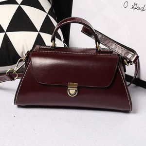 Fashion Ladies Bag Women Real Leather Designer Leather Handbags Emg4762 pictures & photos