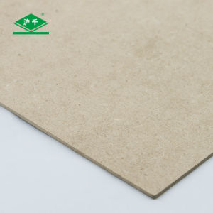 Building Materials Plain HDF Cheap Price 1220mmx2440mmx1.6mm E1 pictures & photos