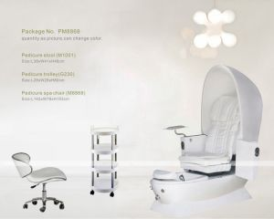 Pedicure Foot SPA Chair (M8868) pictures & photos