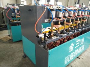 Automatic Rebar Welding Machine Mesh for Sale pictures & photos