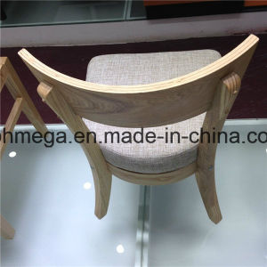 Modern Restaurant Room Furniture Wooden Padded Dining Chair (FOH-CXSC02) pictures & photos