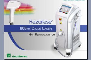 Powerful Razorlase 808nm /755nm/1064nm Diode Laser Hair Removal Machine with Germany Laser Bars FDA Approval for Sale pictures & photos