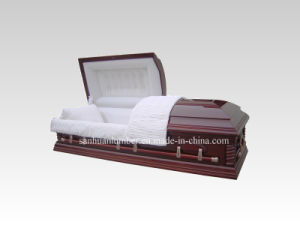 Coffin & Casket for Funeral Product (A004) pictures & photos
