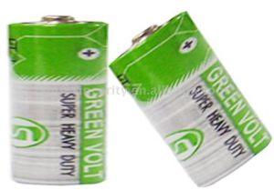 R20 D Size Carbon Zinc Battery pictures & photos