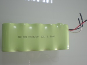 12V2.8ah Ni-MH Battery Pack