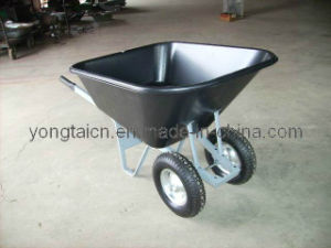 Plastic Wheelbarrow (WB6612P) pictures & photos
