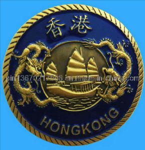 Metal Royal 3D Medal Coin
