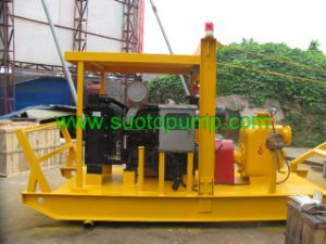 Diesel Engine Self-Priming Trash Pump pictures & photos
