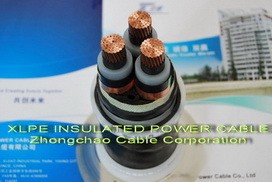 CU/XLPE/PVC/STA/PVC Cable pictures & photos