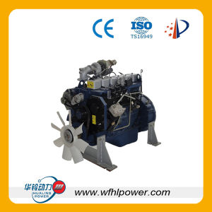 CNG Gas Engine 68kw, Light Trucks pictures & photos