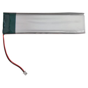 MP4/MP5/PDA Battery, Li Polymer Battery 3.7V