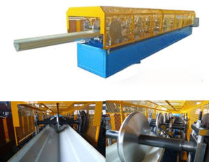 Steel Ridge Cap Roll Forming Machine (STWYX107-315)