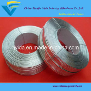 Galvanized Box Flat Stitching Steel Wire pictures & photos