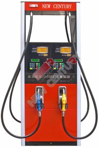 Fuel Dispenser,Atex (Platina 4240/2)  (4 hose, 2 products, 4 display)