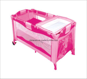 Baby Crib (CA-PP54) pictures & photos