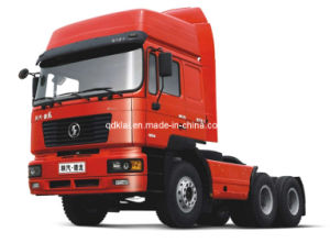 Shacman Best Brand 6X4 Tractor Truck Chassis for Transportation Hot Sale pictures & photos
