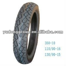 Qingdao Popular Motorcycle Tire 350-10 pictures & photos