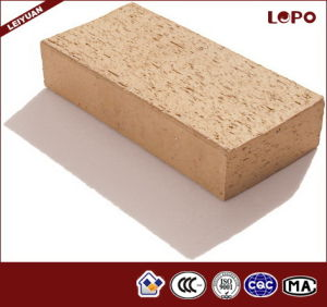 Terracotta Clay Brick Tile with 100X200X50mm