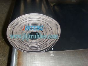 Rubber Sheet Insertion Ep Cloth, Rubber with Inserton Ply, Rubber Gasket Sheet pictures & photos