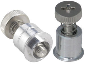 Flare-in Mini Panel Fastener Assembly with Flange pictures & photos