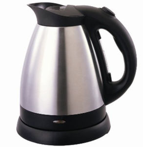 Cordless Electric Kettle and Stainless Steel Electric Kettle (H-SH-08G06A)