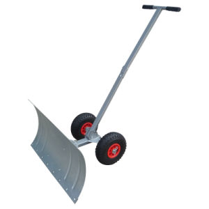 Heavy Duty with Wheels Snow Shovels for Sale